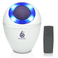 EB Cocoon Fragrance & Negative Ion Electric Diffuser - White