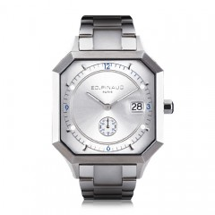Sport Watch - Steel (Silver Dial)