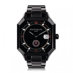 Black PVD (Black & Red Dial)