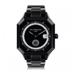 Black PVD (Diamond Circle)