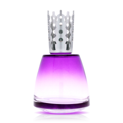 Style Pobame - Purple EP 5 Eme Element Mini Glass Lampe Gift Set