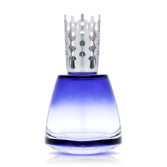 Style Pobame - Blue EP 5 Eme Element Mini Glass Lampe Gift Set