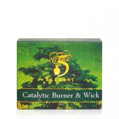 EP 5th Element Catalytic Burner (Mini Lampe - Green Box)