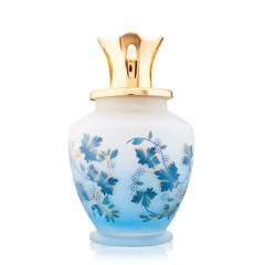 Bleu Naissance De Fleurs