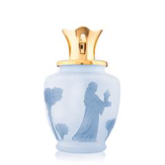 Bleu Satine L'offrande