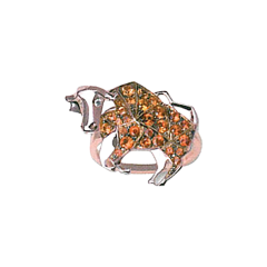 Diamond Ring Ox