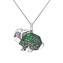 Pendant Rabbit