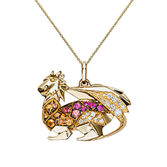 Pendant Dragon