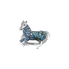Diamond Ring Horse