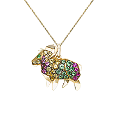 Pendant Sheep