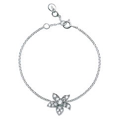 Bracelet L'essentielle SM WG Diamond