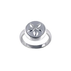 Ring L'essentielle SM SS Magnet 049