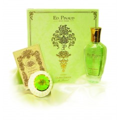 COFFRET LA MATINALE (The Earlybird) Cologne with Soap