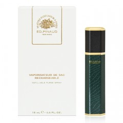 Luxury Purse Spray Snake Black & Dark Green - Passion Fleurie