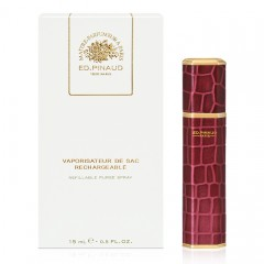 Luxury Purse Spray Alligator Burgundy - Passion Fleurie