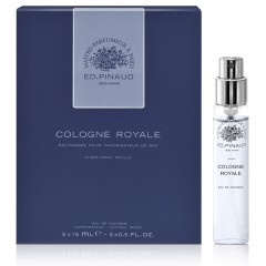 Refill EDC Cologne Royale (15ml x 3)