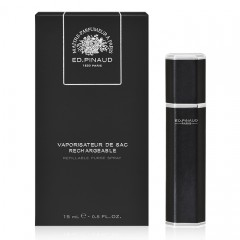 Luxury Purse Spray Smooth Black - Fougere Fruite