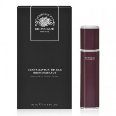 Luxury Purse Spray Smooth Burgundy - Cologne Royale