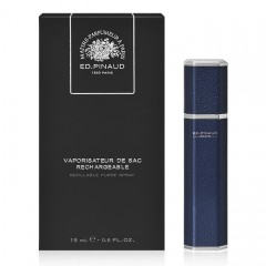 Luxury Purse Spray Textured Dark Blue - Cologne Royale
