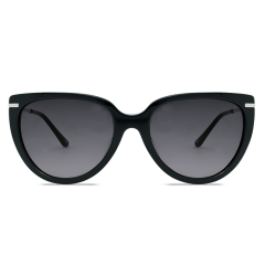 Sunglasses L'Essentielle (Black Smoke Lenses)