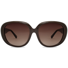 Sunglasses Secret (Brown Smoke Lenses)